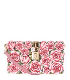 Dolce   Gabbana Rose Box Clutch available to buy at Harrods.Shop for her  online and earn Rewards points. 3b8fe6ceef5d1