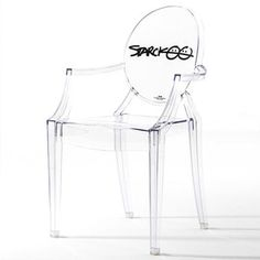 LE Signed Louis Ghost Chair, $410, now featured on Fab.