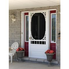 1000 images about country screen doors on pinterest for Home depot back doors
