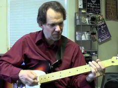 Twang Blues: a study in easy double-stop riffs
