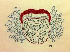 Stitchgasm – Kirsten Lund's Tongue Map
