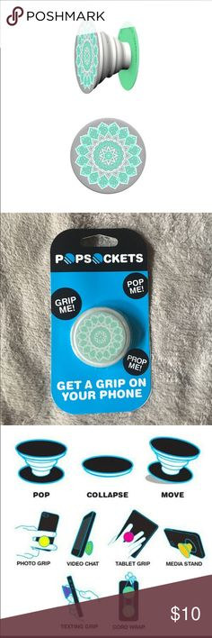 Pop socket new New in package pop socket Accessories Phone Cases
