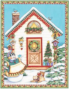 The Heart and Home of Christmas