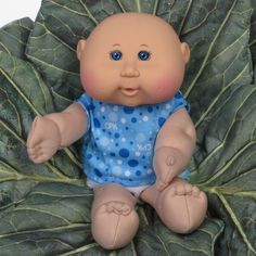 """Newborn cabbage patch 11"""" doll clothes pattern"""