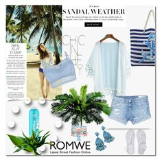"""""""Untitled #4"""" by yahoo12 ❤ liked on Polyvore featuring COOLA Suncare, rag & bone/JEAN, Aéropostale, Lipsy and New Look"""