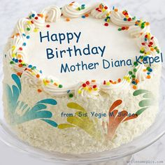 purple rose flower birthday cake picture with name editor. rose birthday cake name edit. print name on happy birthday rose flower cake. Happy Birthday Cake Writing, Big Birthday Cake, Birthday Cake Write Name, Happy Birthday Chocolate Cake, Birthday Cake Greetings, Colorful Birthday Cake, Happy Birthday Cake Pictures, Happy Birthday Wishes Cake, Birthday Cake For Husband