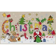 Christmas welcome (chart download)