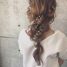 新娘髮型, 髮型, 婚禮造型, 新娘造型