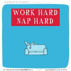 Harolds Planet - Daily Cartoon