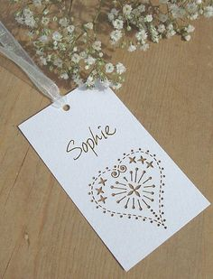 laser cut heart mobile decorations by the hummingbird card company