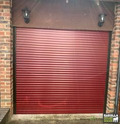 Are you wanting to get insulated roller garage doors fitted? Here at Garolla, we install fantastic remote controlled roller garage doors. If you want to see our garage door prices, click the link today! Roller Doors, Roller Shutters, Red Garage Door, Red Interior Design, Garage Doors Prices, Facade, Blinds, Remote, Shades Blinds