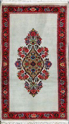Handmade Qum Persian Rug
