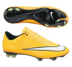 90a91907dc Stay fast with the Nike Mercurial Vapor X Soccer Cleats (Laser Orange Black