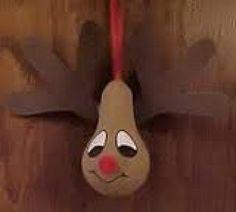 Adornos de Navidad con bombillas | Hacer bricolaje es facilisimo.com