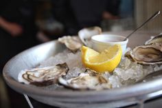 The world is your oyster, BK! And here is your guide to 16 of the best oyster happy hours in Brooklyn, by neighborhood.