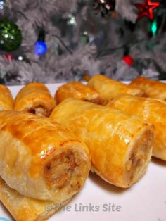 These sausage rolls are a hit every year over the holiday season!