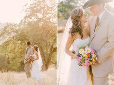 Pink and Blue Cowboy Wedding Wedding Photography Inspiration, Engagement Photography, Amazing Photography, Bridesmaid Dresses, Wedding Dresses, Country Chic, Portrait, Happy Things, Photography Magazine