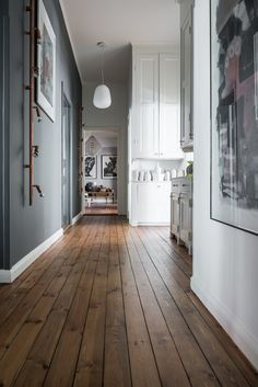 wooden flooring Scandinavian Apartment I - Patio Interior, Apartment Interior, Home Interior Design, Interior Sketch, Interior Livingroom, French Interior, Cafe Interior, Apartment Design, Interior Architecture