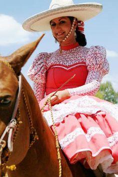 del Estado de Mexico; Martha I de Charros de Tuna Alta de Jalisco