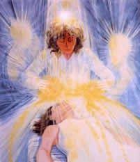 Non solo angeli: GLI ANGELI GUARITORI E LA LORO PREGHIERA
