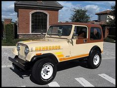 1982 Jeep CJ-7 Renegade presented as lot G208 at Kissimmee, FL 2013 - image1
