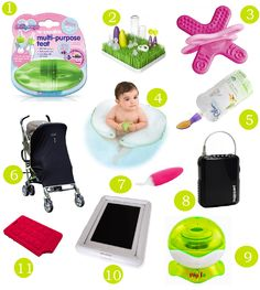 Must Have Baby Gadgets