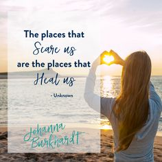 Get out of your comfort zone! #Inspirationalquotes www.Johannaburkhardt.com