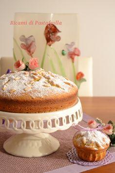 Cake alla ricotta