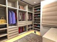 closet em L