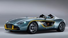 Aston Martin *brilliance of concept*