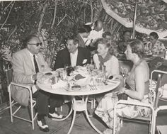 Come Visit us @ Fan Club Lucyballfanricardo@ Facebook.com   What Happened To Desilu Studios | Lucille Ball  Arnaz having lunch at the Palm Springs Racquet Club ...