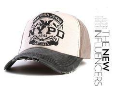 cap baseball cap fitted hat Casual cap gorras 5 panel hip hop snapback hats wash