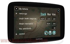 TomTom - Trucker 520 GPS with Built-In Bluetooth, Lifetime Map Updates and Lifetime Traffic Updates Technology Gadgets, Tech Gadgets, Navigation Design, Bluetooth, Smartphone, Command And Control, Sat Nav, Argos, Wi Fi