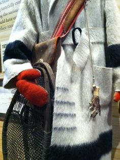 "Hudson Bay coat + accessories. ""Spirit of the Old West"" exhibit. Blackhawk Museum. Danville, CA Zippertravel.com Digital Edition"