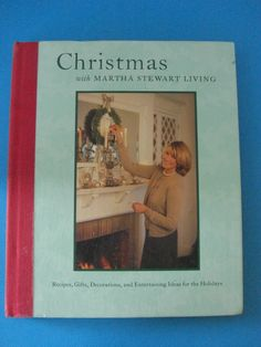 Christmas with Martha Stewart Living: The Best of Martha
