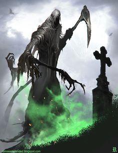 Death by ramsesmelendeze on DeviantArt