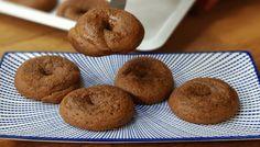 Chocolate Sweets, Love Chocolate, Greek Cookies, Greek Recipes, Bagel, Doughnut, Bread, Cooking, Desserts