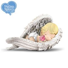 Precious Little Blessing From Heaven Figurine