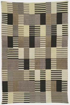 Anni Albers (American, b. Germany, 1899-1994). Wall Hanging, 1926. Silk (three-ply weave). 70 3/8 x 46 3/8 in. (178.8 x 117.8 cm). Association Fund. Photo: Katya Kallsen.