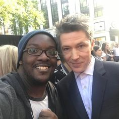 Aidan Gillen on premier King Arthur: Legend of the Sword