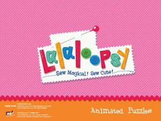 FREE for a limited time! Lalaloopsy Animated Puzzles for iPad