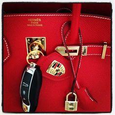 Branding: Hermes and Porsche