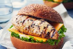 Recipes - The Royal Gala Chicken Sandwich » Chicken.ca