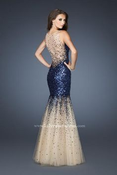 La Femme 19097 at Prom Dress Shop | Prom Dresses