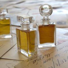 Perfume flacons #perfume