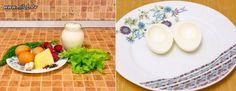 آموزش تصویری تزیین تخم مرغ