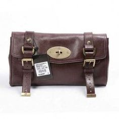 Fashion Mulberry MC-35 Chocolate Soft Spongy Leather Bags Sale : Mulberry Outlet £168.36