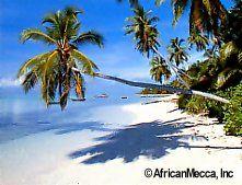 beautiful kenya beaches