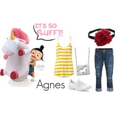 Agnes from Despicable Me