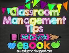 All your questions are answered! I had so much fun writing this Ebook! If you purchased my video on classroom management this is similar but much, much more! I've included all questions on how I incorporate warm fuzzies, reward coupons, positive student recognition necklaces, bucket fillers and a clip chart + so much more.